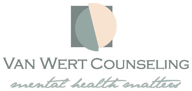VW Counseling Logo, Van Wert